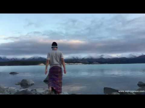 Bukit Terconget - Lake Pukaki, New Zealand - Mavic Drone (HD)